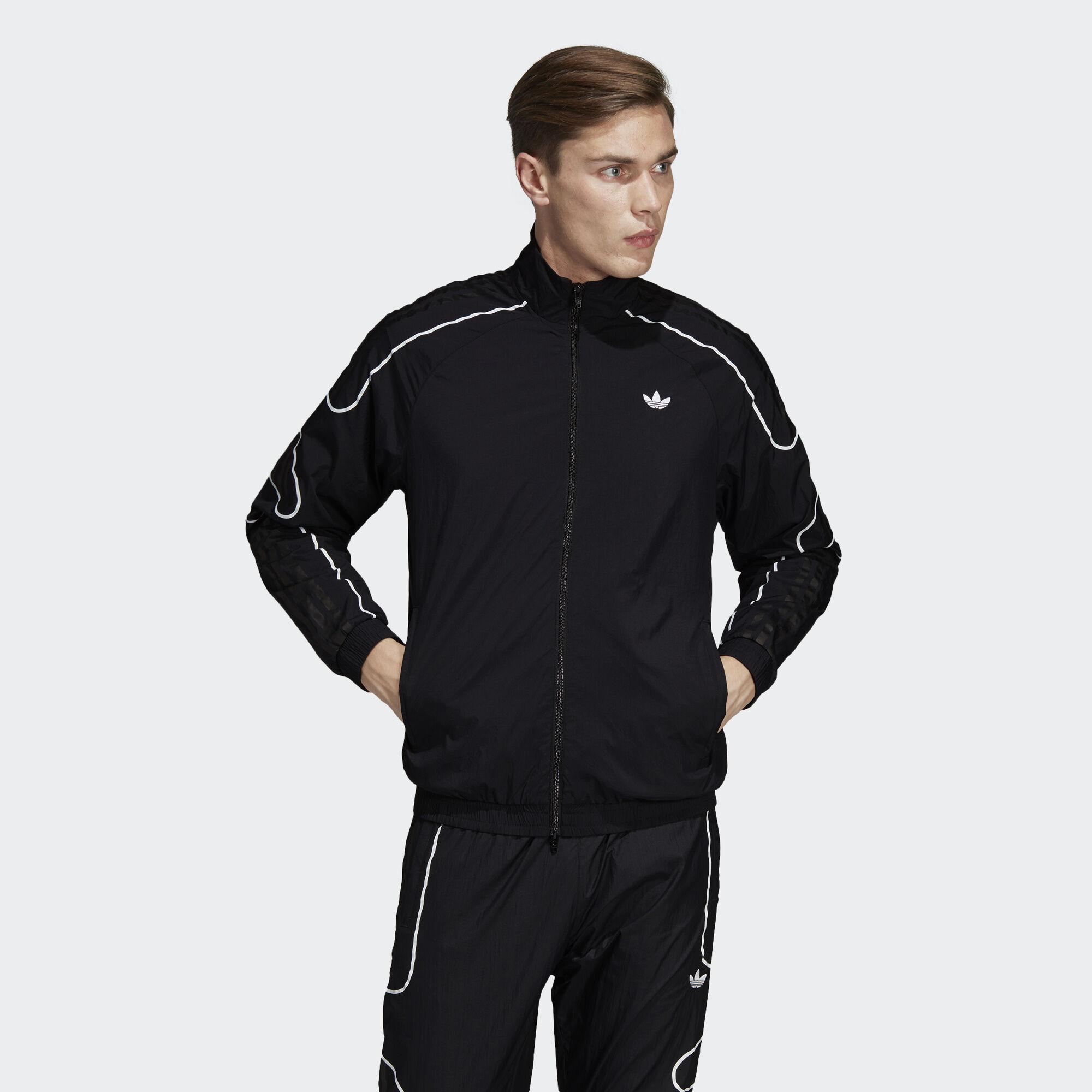 incredible prices 100% genuine arriving adidas Flamestrike Track Jacket Black | adidas Malaysia