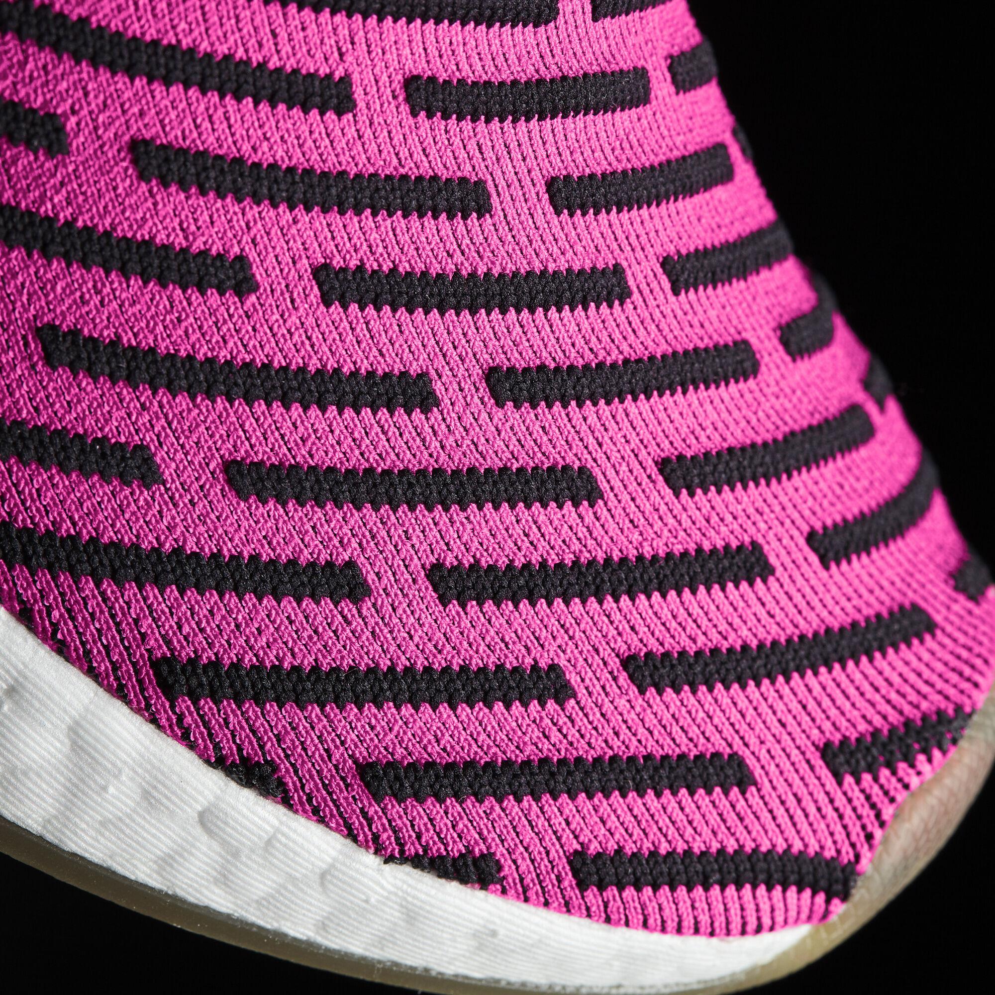 a824e3e9e adidas NMD R2 Primeknit Shoes - Pink