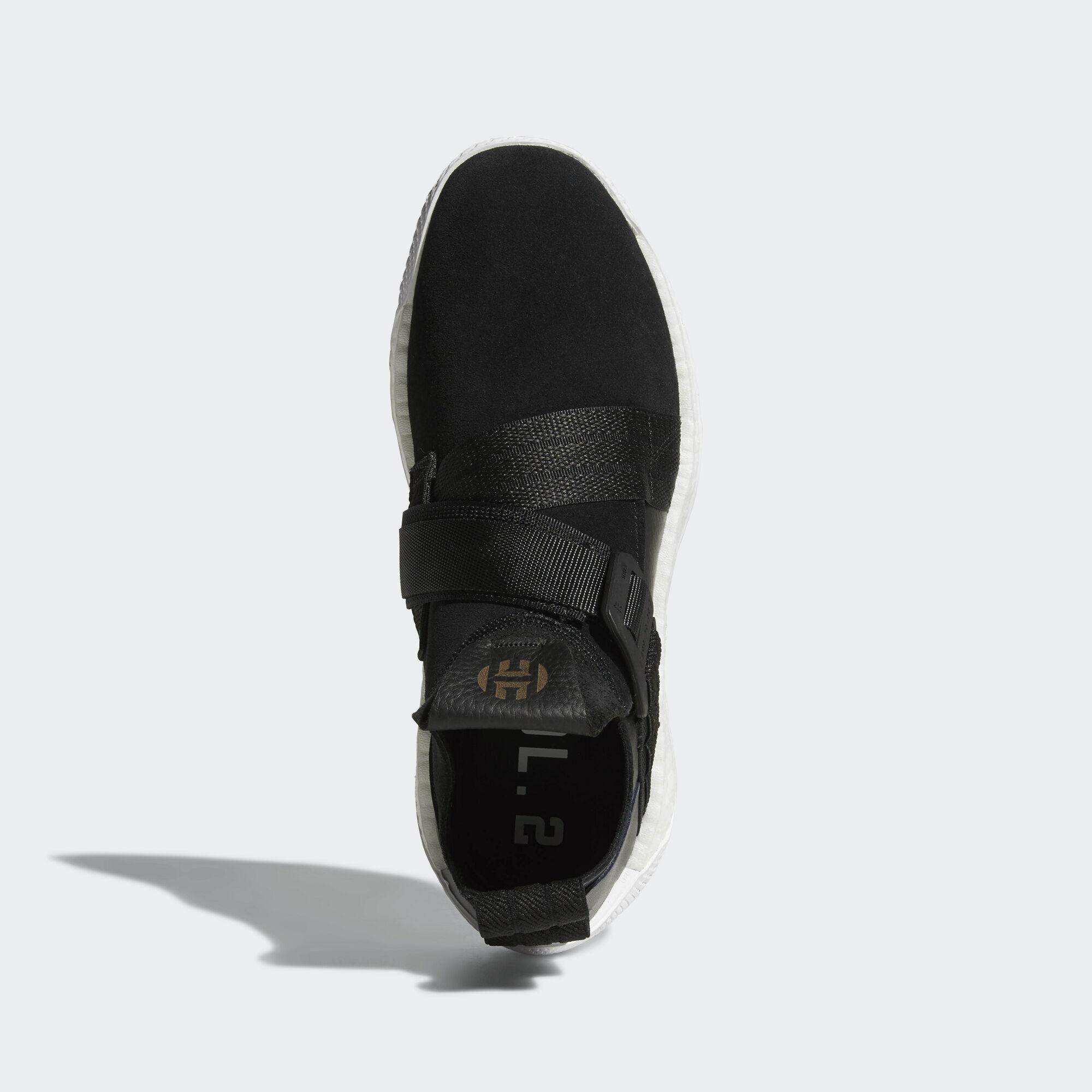 48d27dacbb5 adidas Harden Vol. 2 LS Shoes - Black
